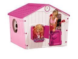 Детский домик 140*108*110см розовый XL Польша