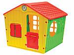 Детский домик 140*108*110см разноцветный XL Польша, фото 2