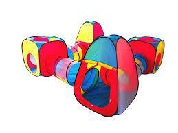 Детская палатка шатер домик лабиринт 250 х 250 см