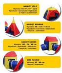 Детская палатка шатер лабиринт IGLO 5 в 1, фото 5