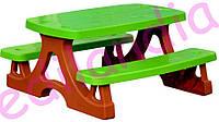 Столик детский MOCHTOYS для пикника Польша