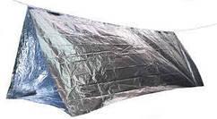 Туристическая палатка клеенка термо 240 х 152 х 90 см с шнуром