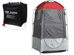 Туристическая палатка для душа или туалета +емкость под воду 40 л