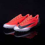 Сороконіжки Nike Mercurial Vapor XII Academy CR7 TF (40-44), фото 2