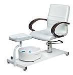 Кресло для педикюра Calissimo + ванночка для массажа Польша, фото 2