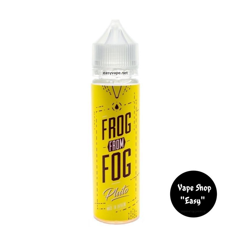 Frog From Fog Pluto 60 ml Премиум жидкость для электронных сигарет\вейпа.
