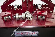 Трубогиб ручной для круглой и профильной трубы ARGUS 1M2, фото 2