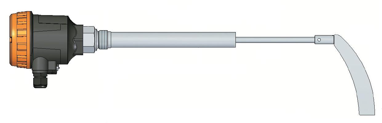 Ротационный сигнализатор реле уровня серии ELF 15
