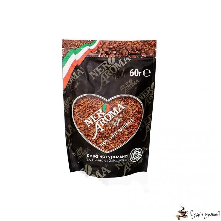 Растворимый кофе Nero Aroma Classico 60 гр