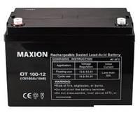 Промышленный Аккумулятор UPS MAXION 12- 100 (12V,100Ah)
