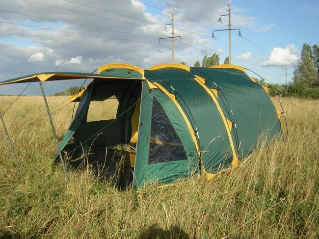 Намет Tramp Octave 2. Палатка туристическая. Намет туристичний