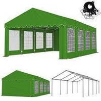 Павильон садовый палатка 4x8m PE240 4 цвета Польша