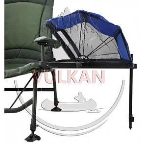 Столик крепежный к креслу Carp Zoom Feeder Competition Side Tray CZ8359, фото 2