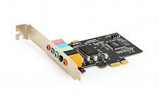 Звуковая карта PCI-E Gembird SC-5.1-4, фото 3