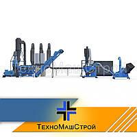 Мини завод для производства пеллет от 300 до 450 кг/час
