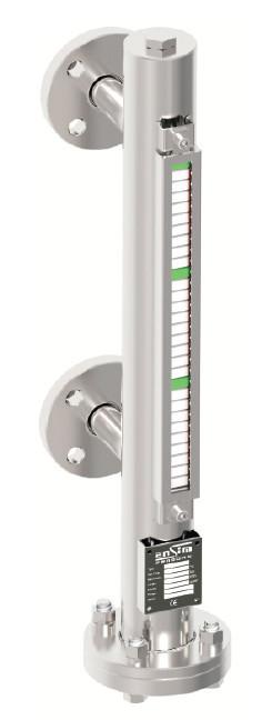 Магнитный байпасный индикатор уровня серии ELG