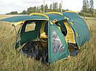 Намет Tramp Octave 3. Палатка туристическая. Намет туристичний, фото 5