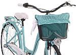 Велосипед женский KOZBIKE 18 28-3 перед.+кош, фото 2