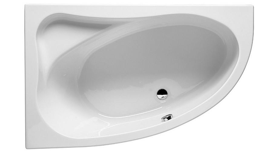 Ванна Riho Lyra 170x110 R BA63