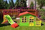 Детский домик Mochtoys 190*118*127см, фото 5