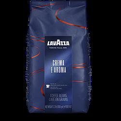Кофе в зернах Lavazza Espresso Crema e Aroma, 1кг. (код 2004)