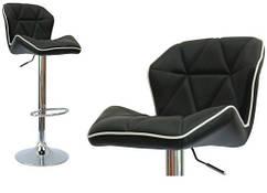 Кресло кухонное- барне Росси Цвет: черный