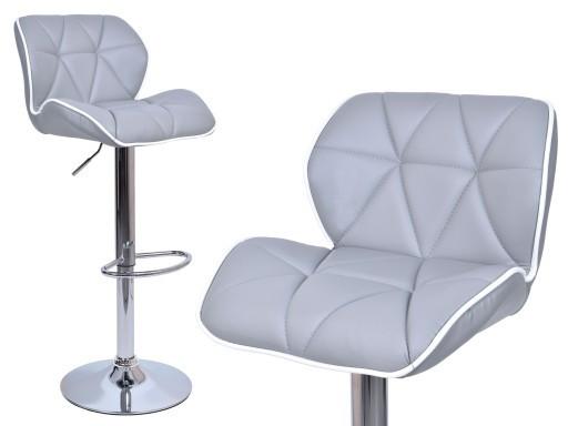 Кресло кухонное- барне Росси Цвет:  серый