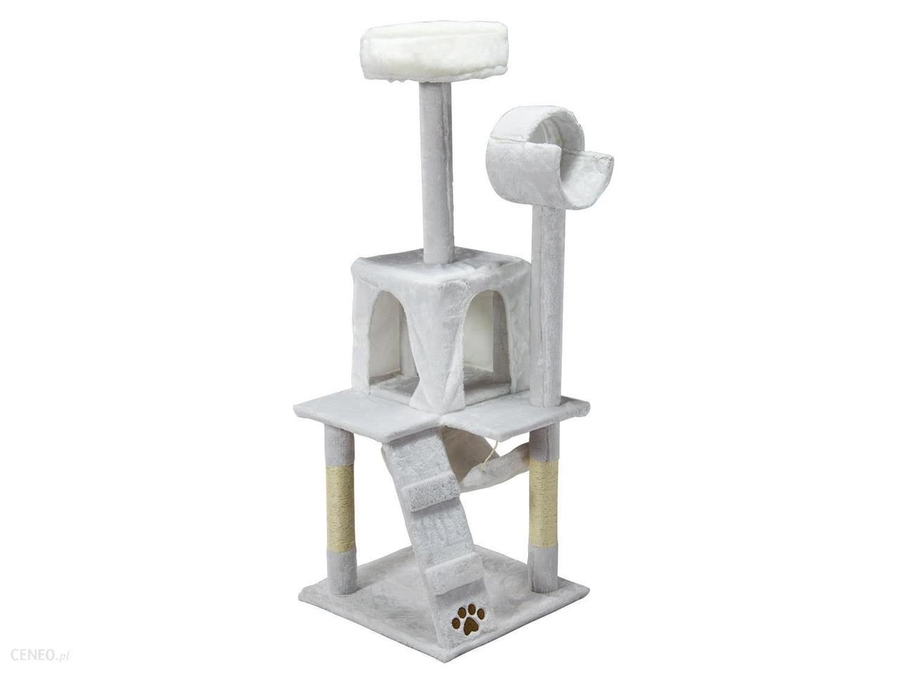 Когтеточка домик дряпка для кошек 132 см Pethaus