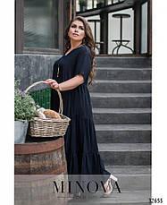 Женское платье летнее, размер:54, фото 2