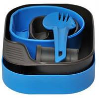 Туристический набор посуды Wildo Camp-A-Box Complete Light Blue 12633, фото 1