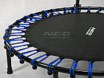 Батут для фитнеса NEOSPORT 112 см, фото 5