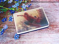 Ароматное яркое мыло ручной работы детское Человек паук