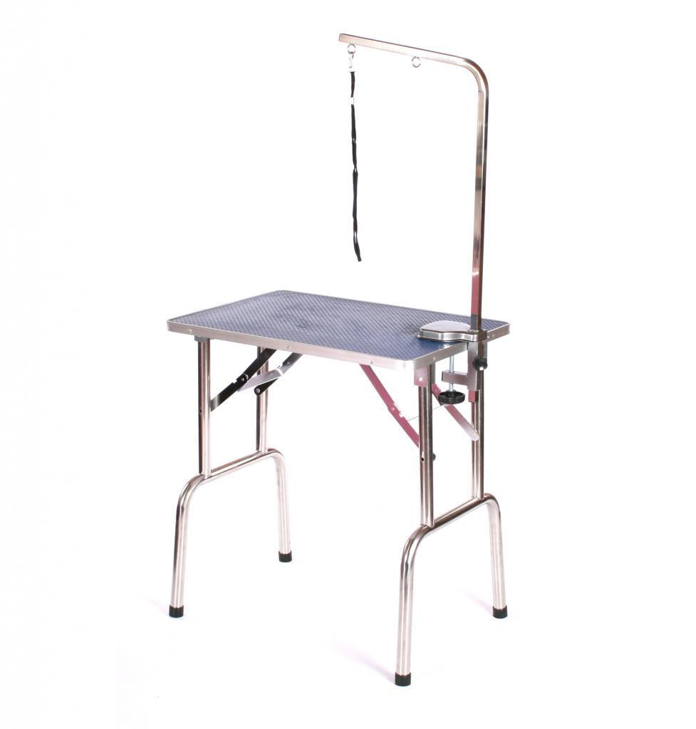 Стол для груминга Blovi 70х48см с подставкой