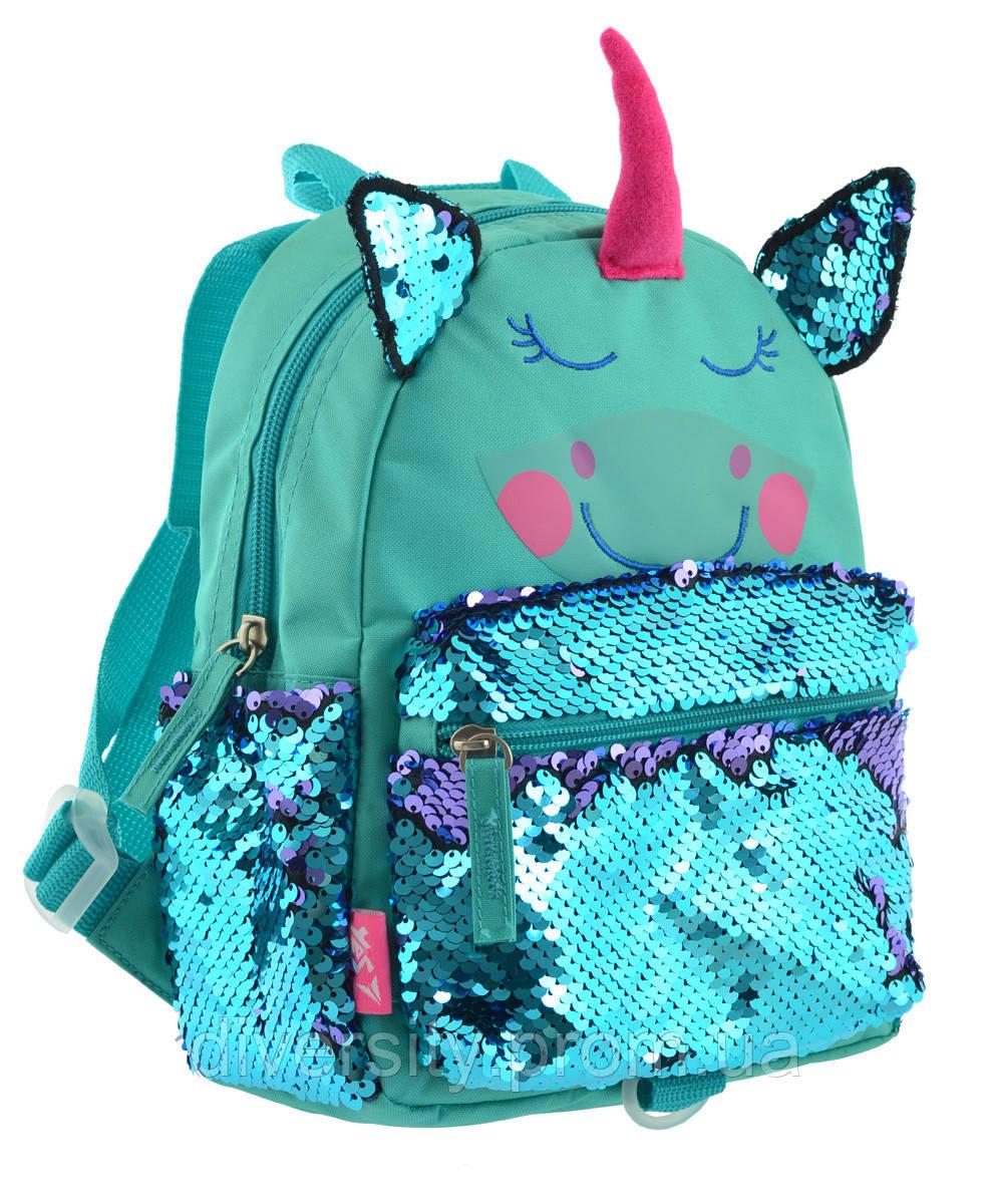 """Детский рюкзак K-19 """"Unicorn"""" 556537"""