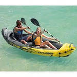 Двухместная надувная лодка INTEX 68307, фото 7