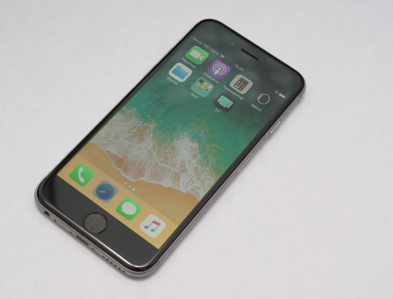 Apple iPhone 6 16GB Space Grey Neverlock