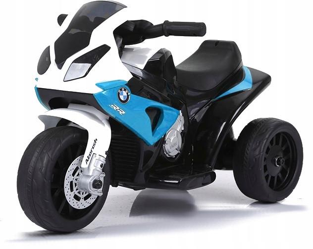 Детский мотоцикл на аккумуляторе BMW S1000RR