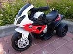 Детский мотоцикл на аккумуляторе BMW S1000RR, фото 10