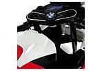 Детский мотоцикл на аккумуляторе BMW S1000RR, фото 6
