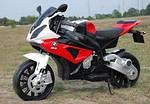 Детский мотоцикл на аккумуляторе BMW S1000RR, фото 7
