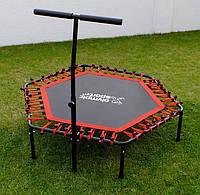 Батут OLYMPIC для джампинга Sport 130 см 3 цвета Польша