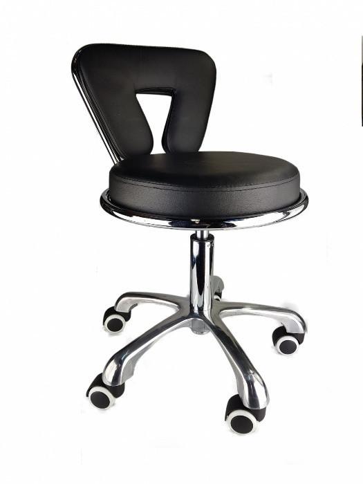 Косметичний стілець зі спинкою CALISSIMO CL-06