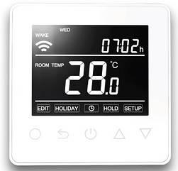 Терморегулятор HC90 Wifi thermostat white