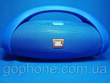 Bluetooth колонка JBL Booms Box (blue), фото 2