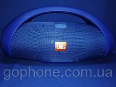 Bluetooth колонка JBL Booms Box (blue), фото 3