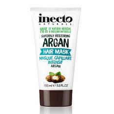 Акция Восстанавливающая маска для волос Inecto Naturals Argan Hair Mask 150 мл - 142390