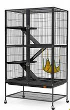 Вольер клетка для грызунов: хорьков, шиншилл, средних грызунов, 80*54*138 см