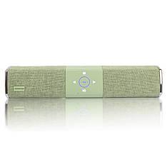 Беспроводная портативная Bluetooth колонка Hopestar A3 зеленая - 140046
