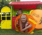 Садовый игровой домик с тунелем MOCHTOYS, фото 4