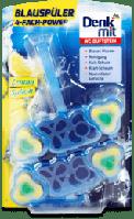 Denkmit WC Blauspüler Lemon Splash Подвесные таблетки для унитаза 2 шт.